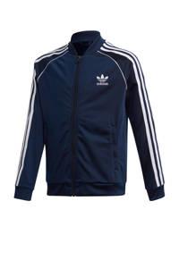 adidas Originals vest donkerblauw, Donkerblauw
