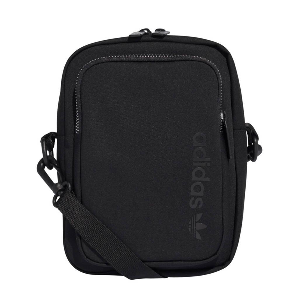 adidas Originals  Modern Mini Bag crossbody tas zwart, Zwart