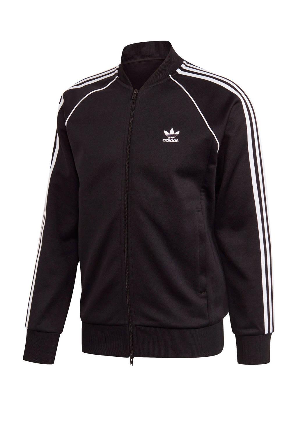 adidas Originals vest zwart, Zwart
