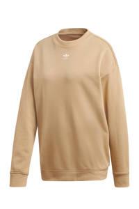 adidas Originals sweater lichtbruin, Lichtbruin