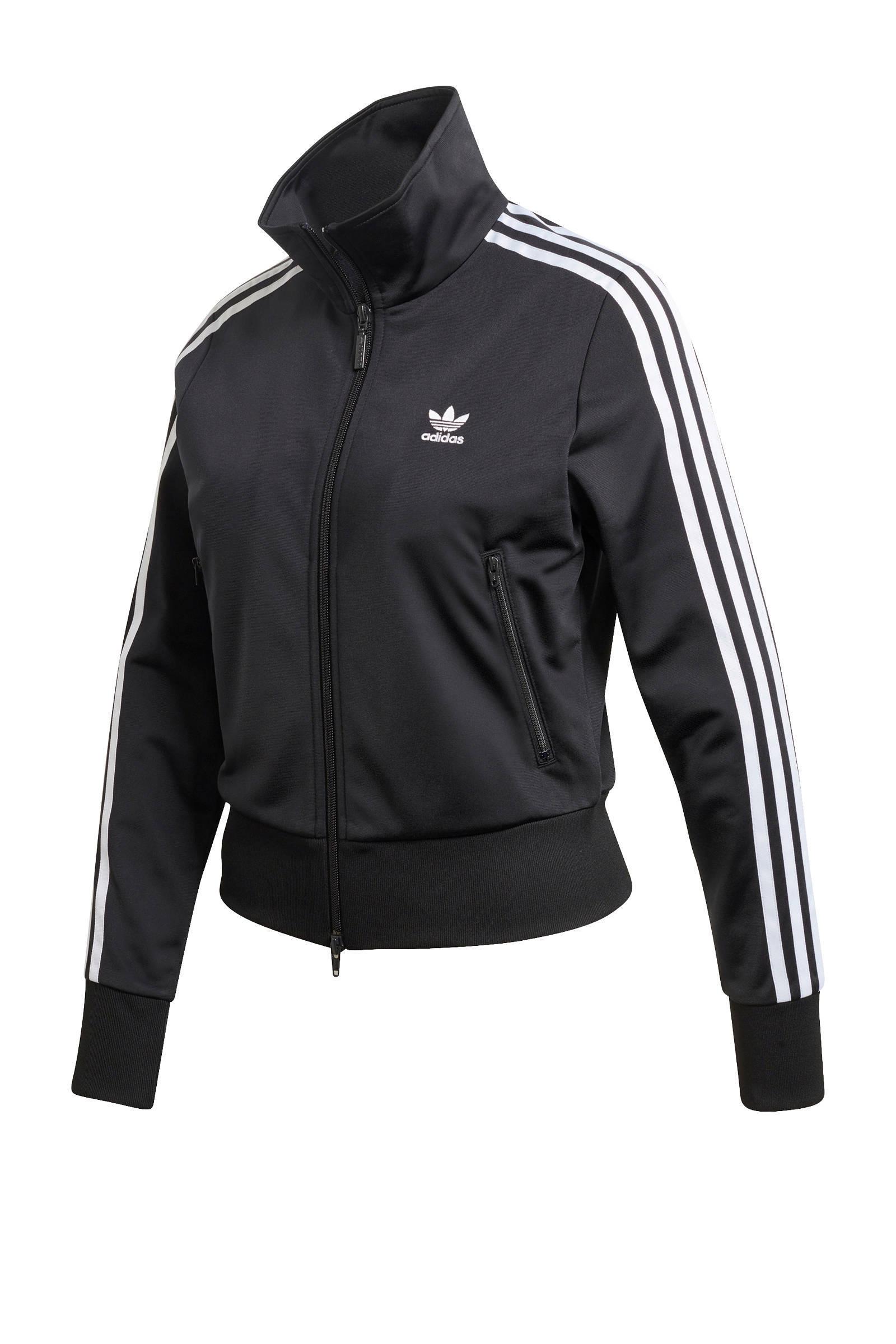 Adidas Originals vest zwart/wit online kopen
