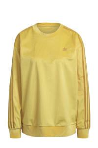 adidas Originals Corduroy sweater geel, Geel