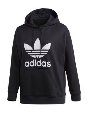 Adicolor hoodie zwart