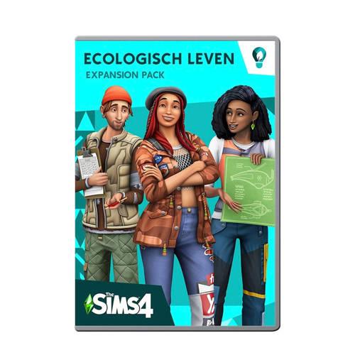 De Sims 4 Ecologisch Leven (Expansion Pack) Download code (PC)
