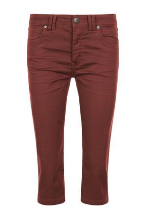 skinny capri jeans terra