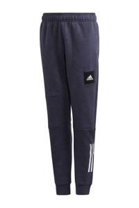 adidas Performance   sportbroek donkerblauw, Donkerblauw