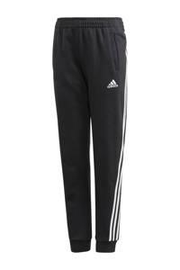 adidas Performance Girls In Power joggingbroek zwart/wit, Zwart/wit