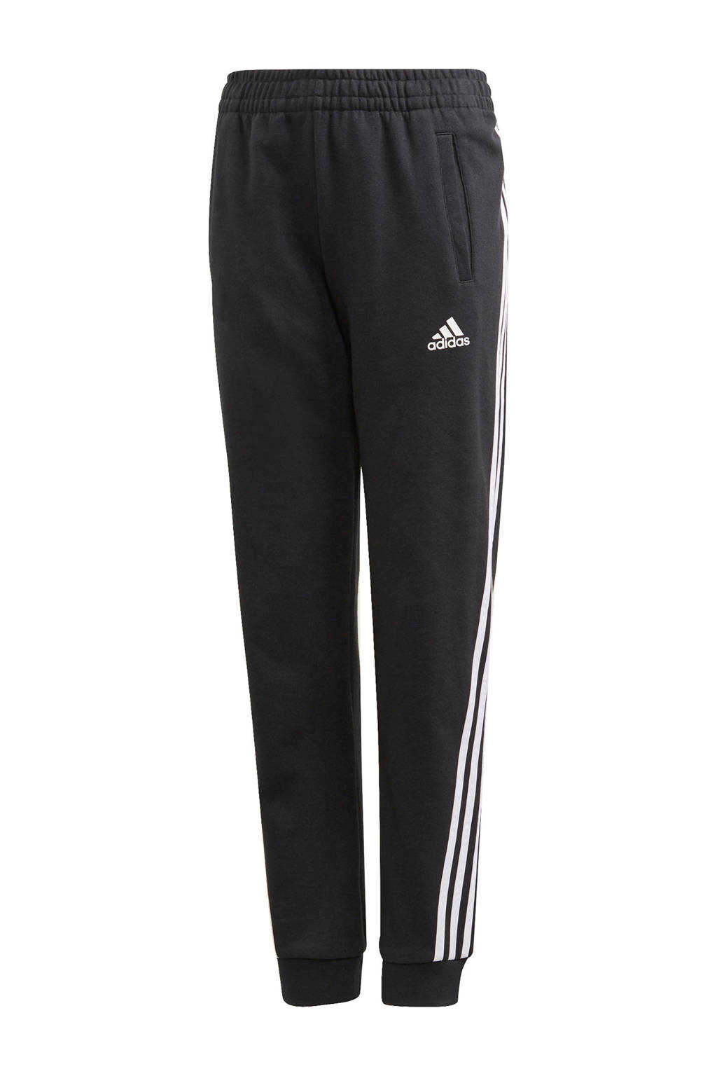 adidas Performance Girls In Power sportbroek zwart/wit, Zwart/wit