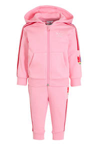 adidas Originals   trainingspak roze, Roze