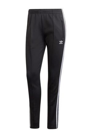 Superstar joggingbroek zwart/wit