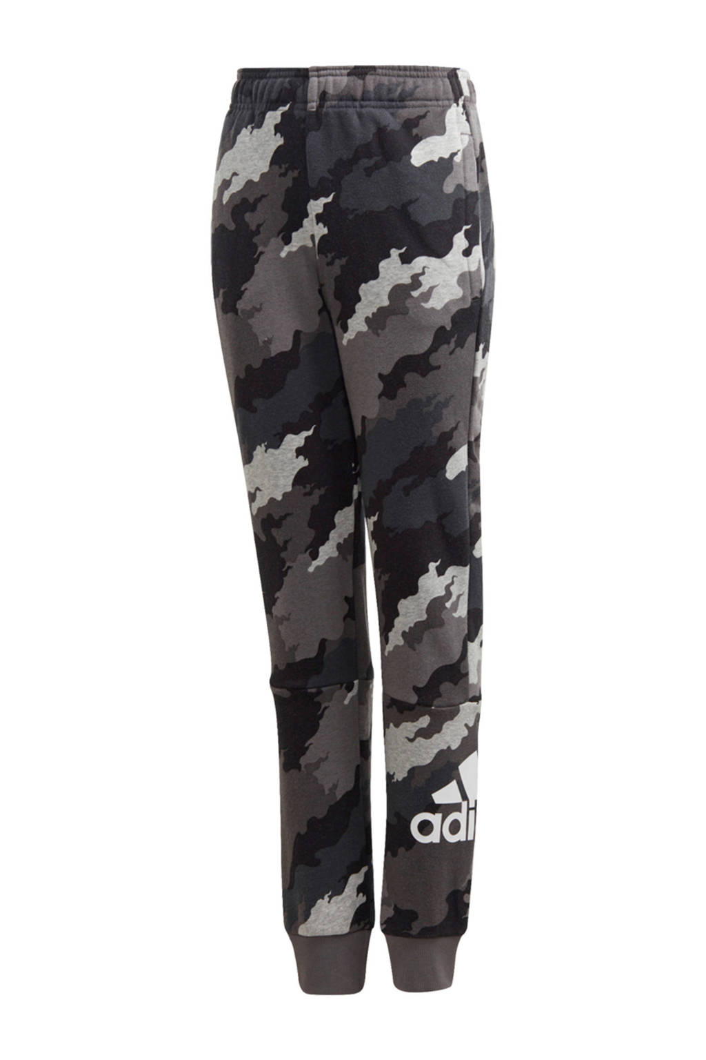 adidas Performance   joggingbroek donkergrijs/grijs, Donkergrijs/grijs