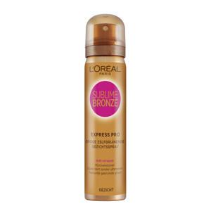 Sublime Bronze - Face spray zelfbruiner - 75 ml