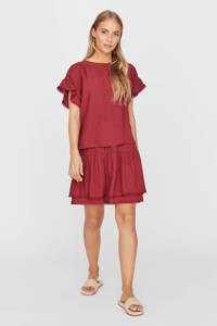 VERO MODA blouse rood, Rood