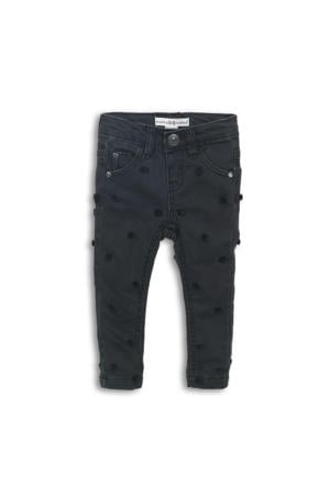regular fit jeans zwart