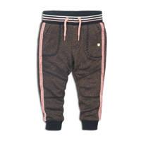 Koko Noko baby broek roze/zwart/bruin, Roze/zwart/bruin