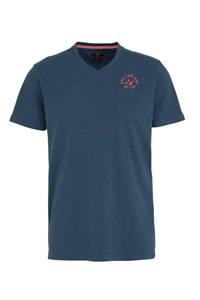 New Zealand Auckland T-shirt donkerblauw, Donkerblauw