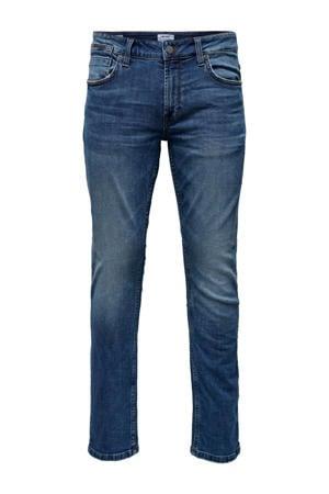 regular fit jeans Weft blue denim