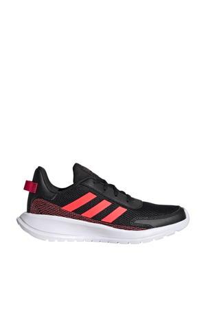 Tensaur Run K hardloopschoenen zwart/roze kids