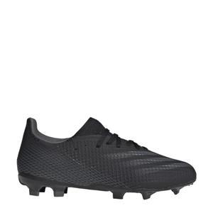 X Ghosted.3 .3 FG Jr. voetbalschoenen zwart/grijs
