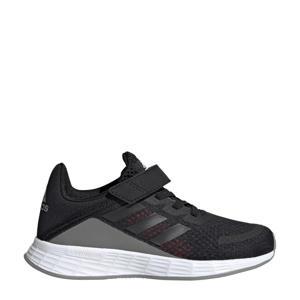 Duramo SL  hardloopschoenen zwart/blauw/grijs kids