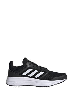 Galaxy 5 hardloopschoenen zwart/wit