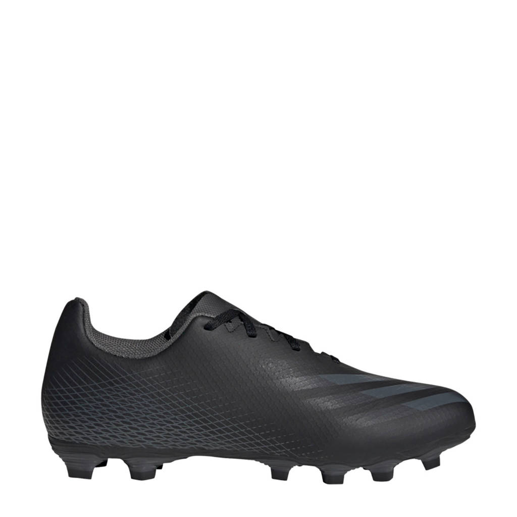 adidas Performance X GHOSTED.4 FxG Sr. voetbalschoenen zwart, Zwart