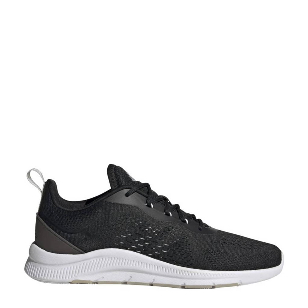 adidas Performance Novamotion  fitness schoenen zwart/wit/grijs, Zwart/wit/grijs