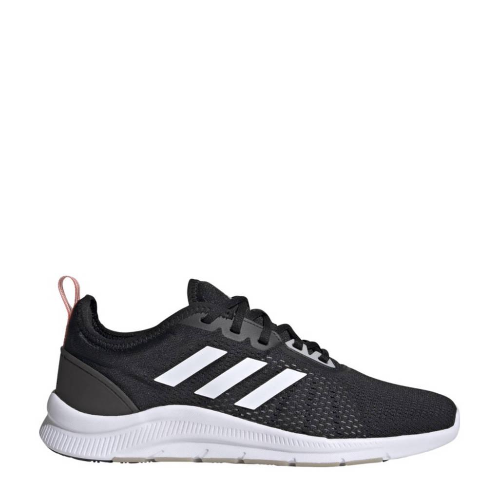 adidas Performance Asweetrain  fitness schoenen zwart/wit/grijs, Zwart/wit/grijs