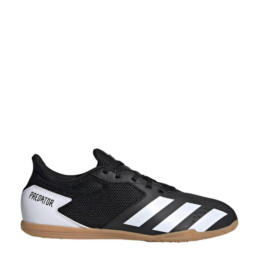 adidas Performance Predator 20.4 IN Sala Sr. zaalvoetbalschoenen zwart/wit, Zwart/wit