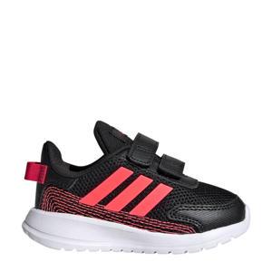 Tensaur Run I hardloopschoenen zwart/roze kids