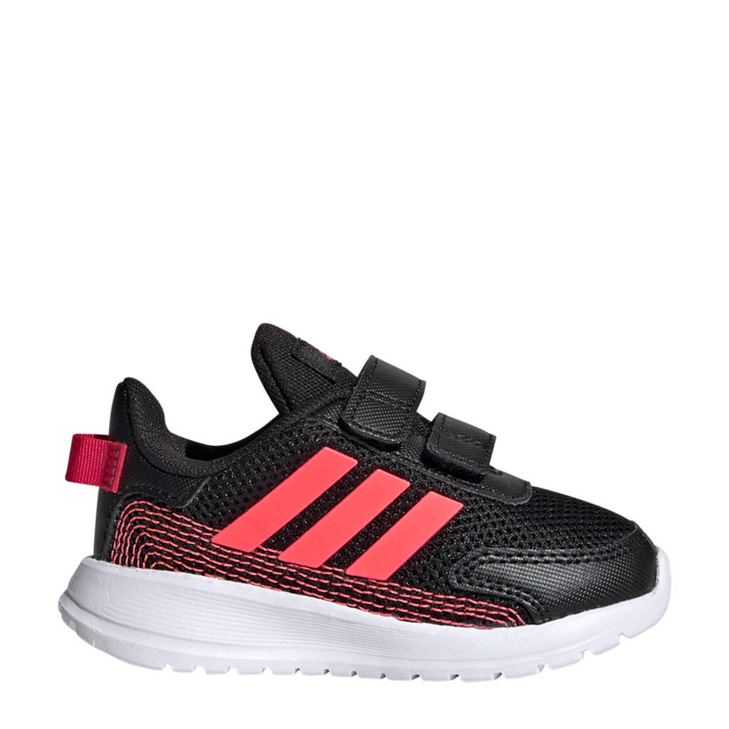 adidas Performance Tensaur Run I sneakers zwart/roze, Zwart/roze