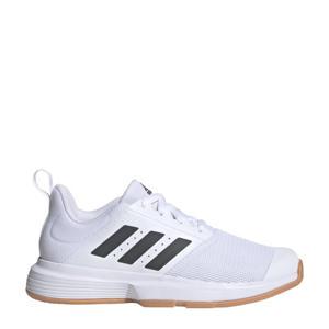 Essence  zaalsportschoenen wit/grijs