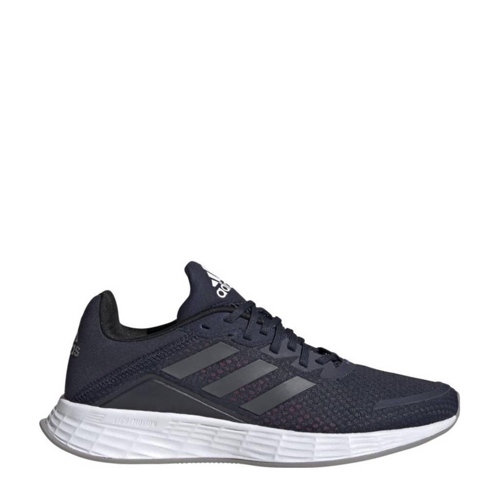 adidas Performance Duramo SL hardloopschoenen donkerblauw/grijs, Donkerblauw/grijs