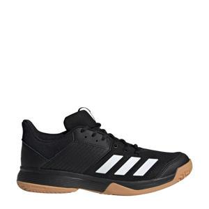Ligra 6 zaalsportschoenen zwart/wit