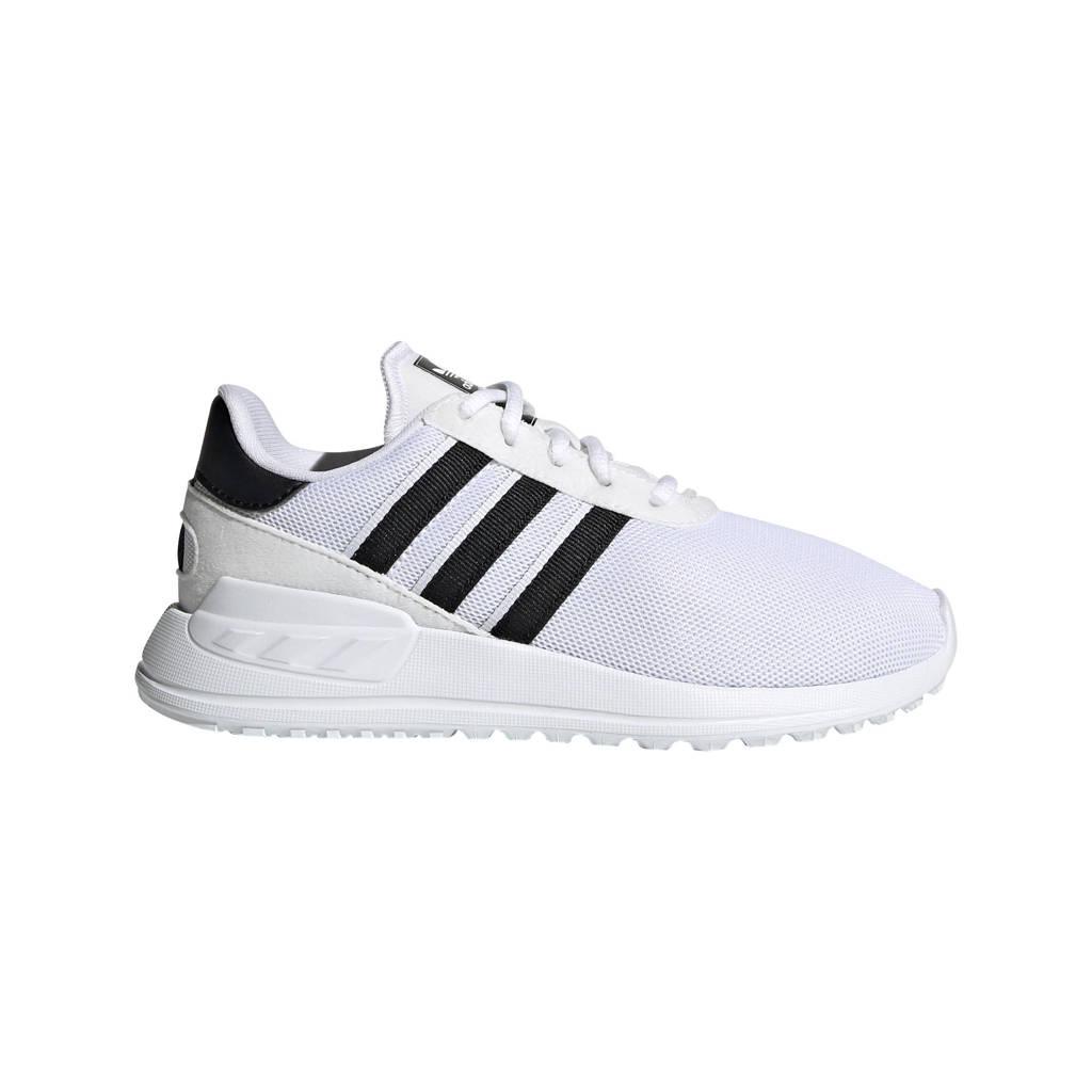adidas Originals LA Trainer Lite C sneakers wit/zwart, Wit/zwart