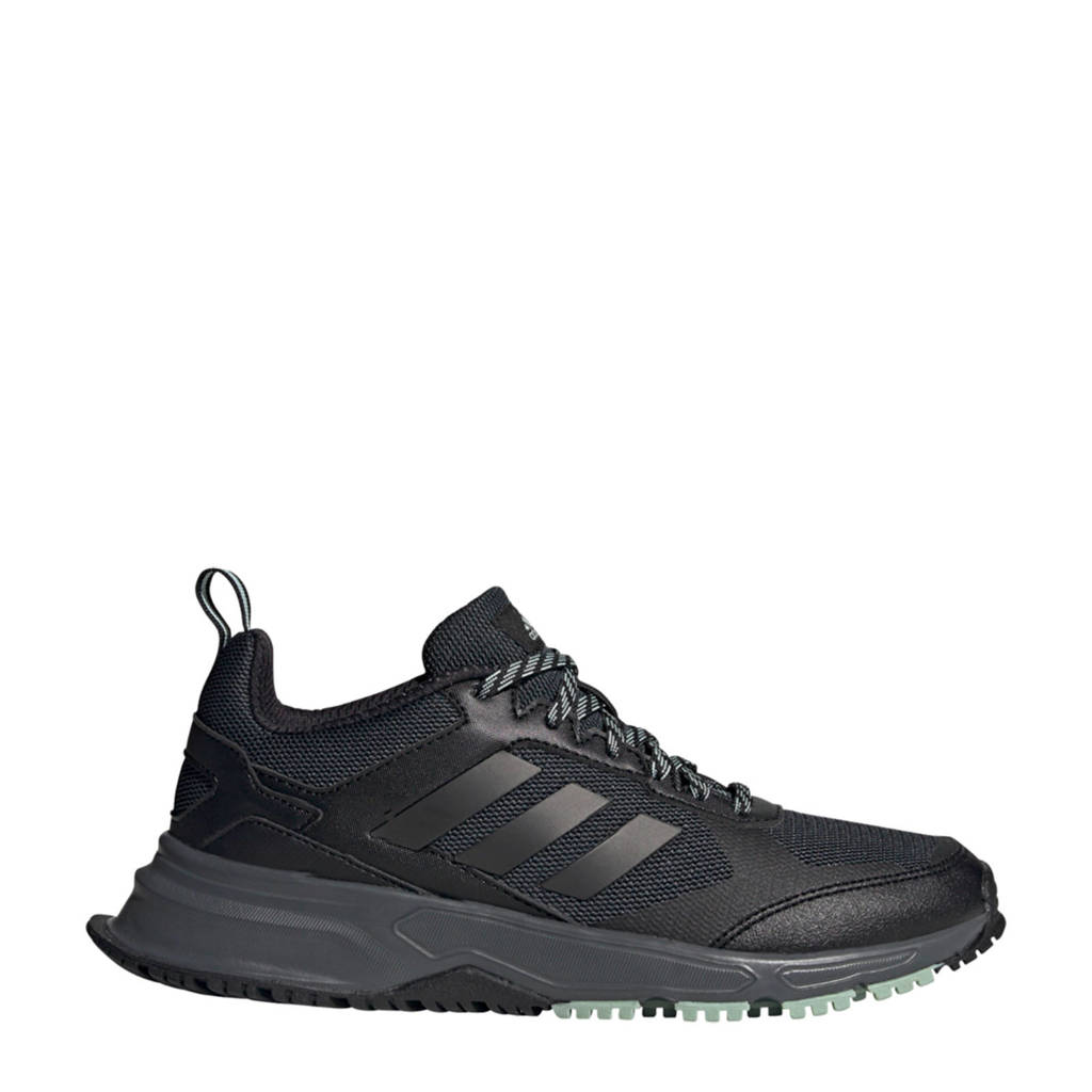 adidas Performance Rockadia Trail 3.0 hardloopschoenen zwart/grijs, Zwart/grijs
