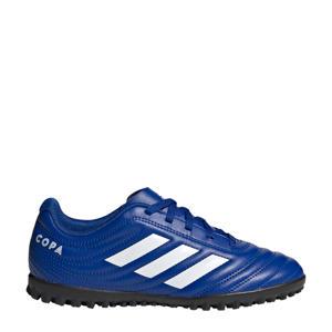 Copa 20.4 TF Jr. voetbalschoenen blauw/wit