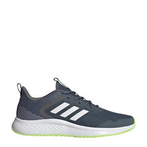 Fluidstreet  hardloopschoenen grijsblauw/wit