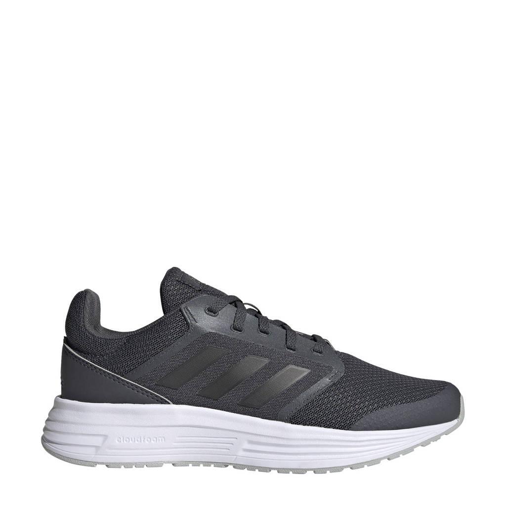 adidas Performance Galaxy 5 hardloopschoenen grijs/zwart, Grijs/zwart