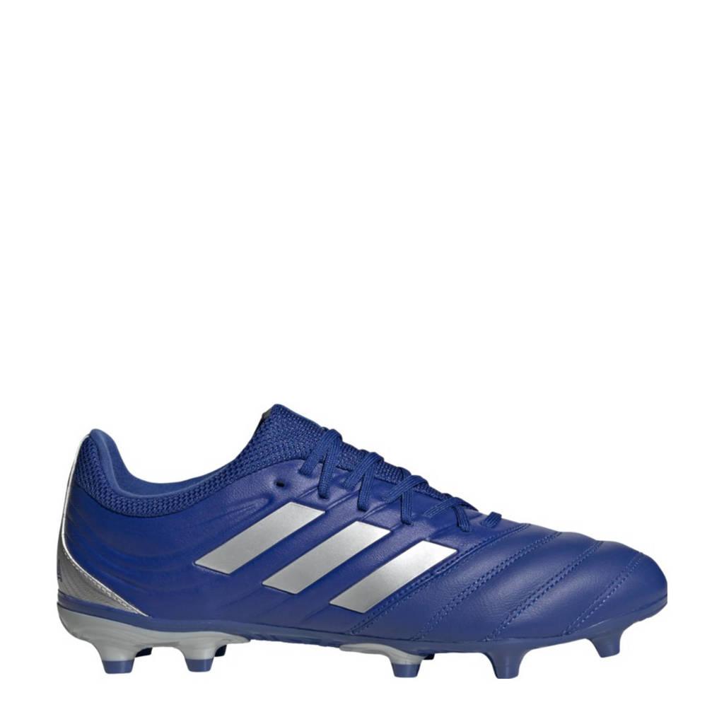 adidas Performance Copa 20.3 FG Sr. voetbalschoene kobaltblauw/zilver, Kobaltblauw/zilver