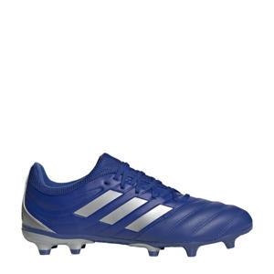 Copa 20.3 FG Sr. voetbalschoene kobaltblauw/zilver