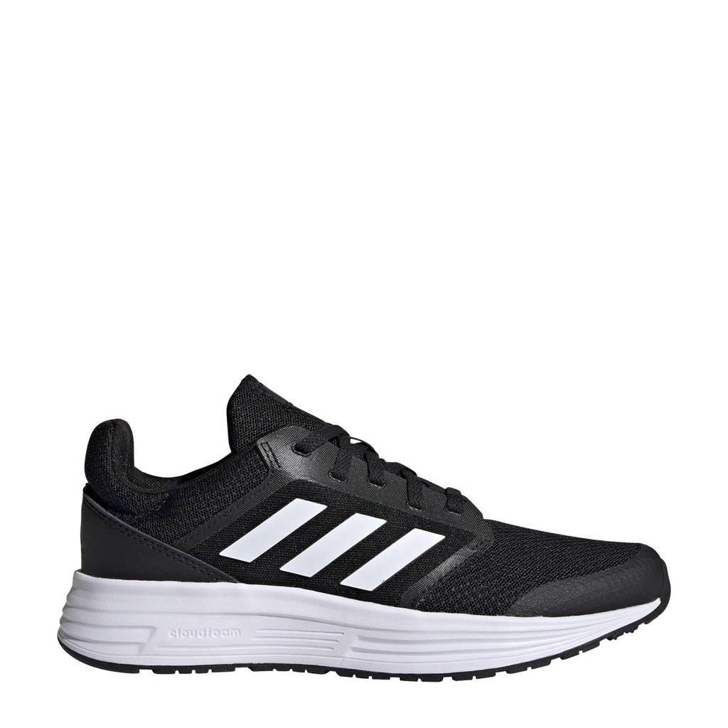 adidas Performance Galaxy 6 Classic hardloopschoenen zwart/wit/grijs, Zwart/wit/grijs