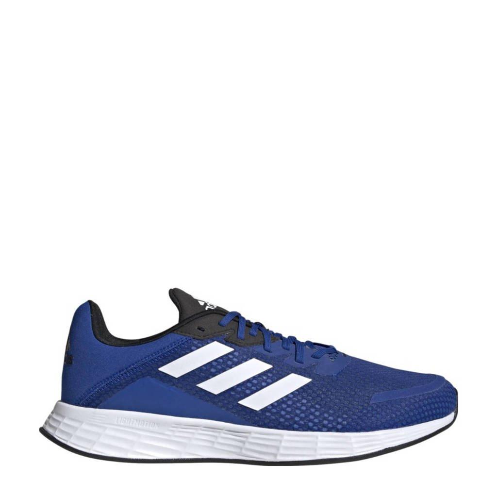 adidas Performance Duramo Sl Classic hardloopschoenen kobaltblauw/wit/zwart, Kobaltblauw/wit/zwart