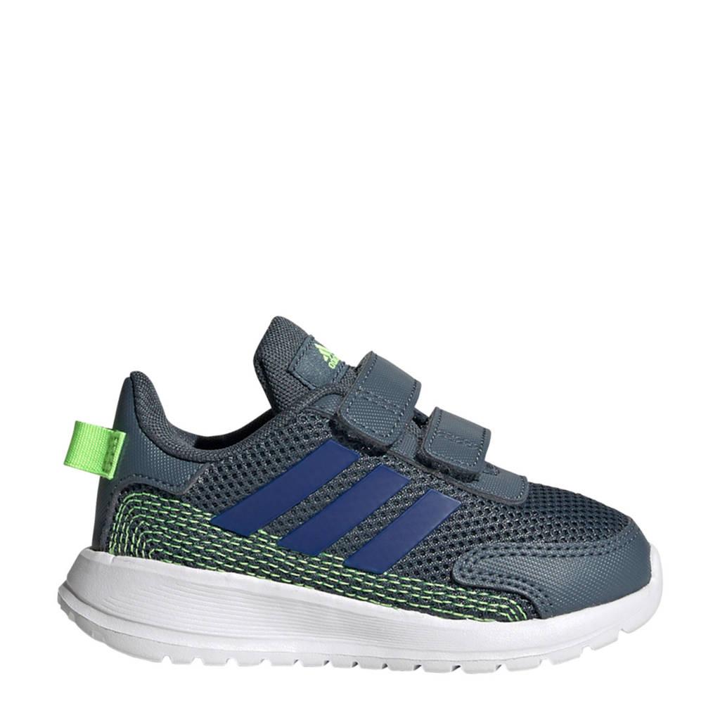 adidas Performance Tensaur Run I sneakers blauw/groen, Blauw/groen