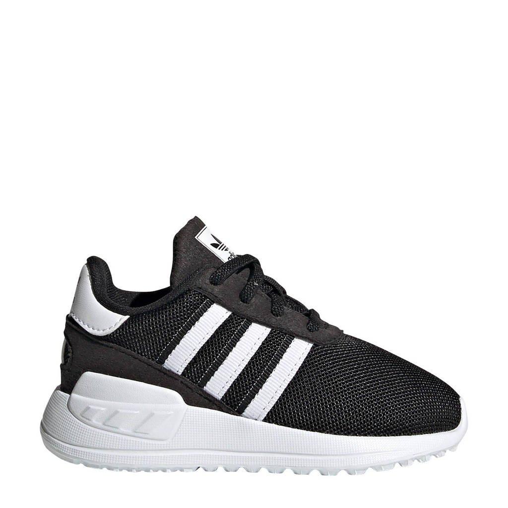 adidas Originals Los Angeles Trainer Lite Baby Lite el I sneakers, Zwart/wit