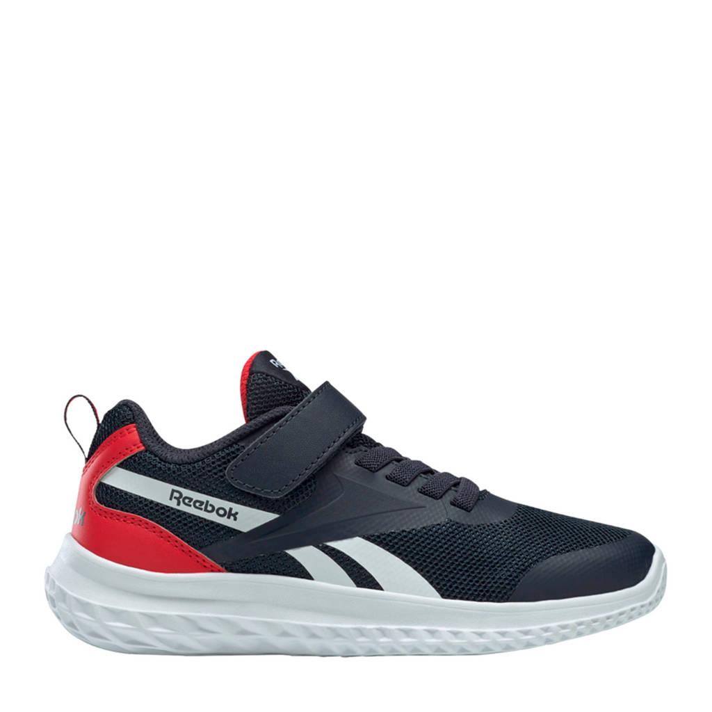 Reebok Training Rush Runner 3 sneakers donkerblauw/rood/wit, Donkerblauw/rood/wit