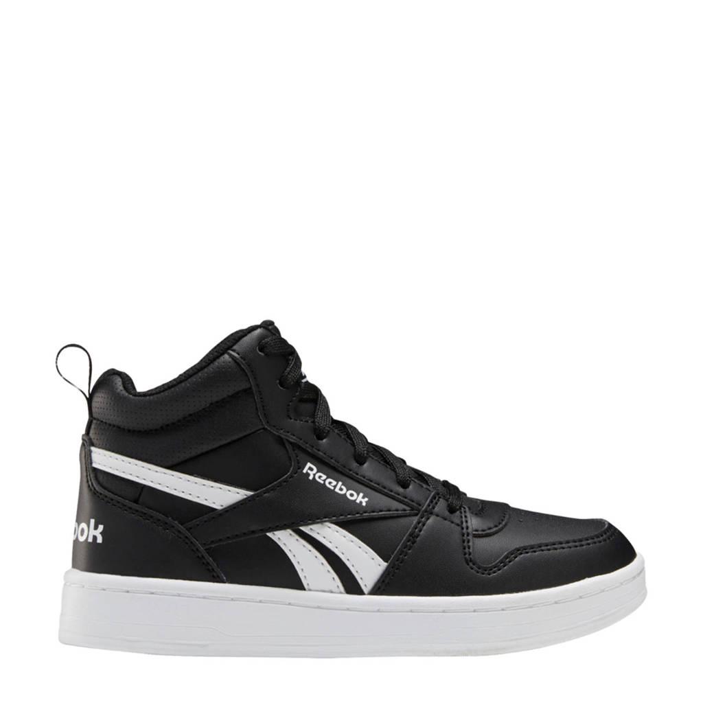 Reebok Classics Royal Prime Mid 2 sneakers zwart/wit, Zwart/wit
