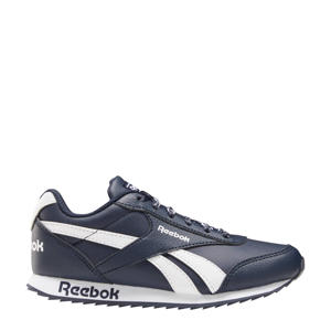 Royal Classic Jogger 2 sneakers donkerblauw/wit