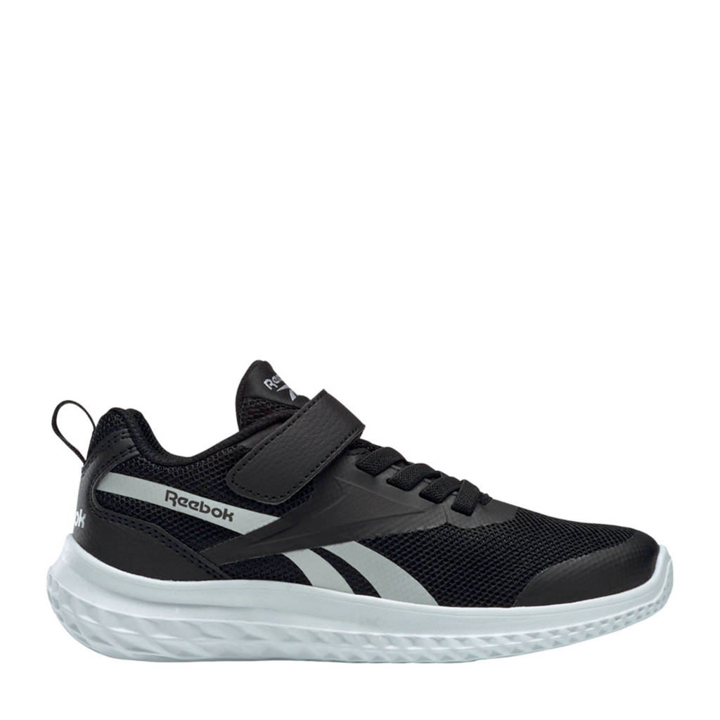 Reebok Training Rush Runner 3 hardloopschoenen zwart/wit/zilver, Zwart/wit/zilver