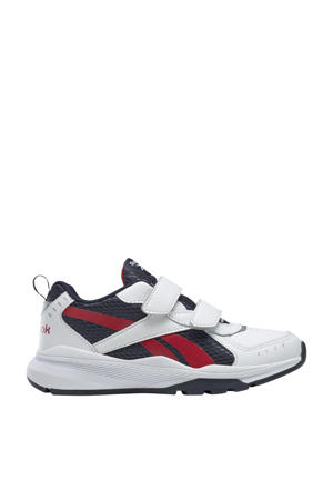 XT Sprinter  sneakers wit/donkerblauw/rood